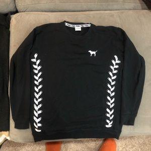 Small Pink Criss cross sweatshirt